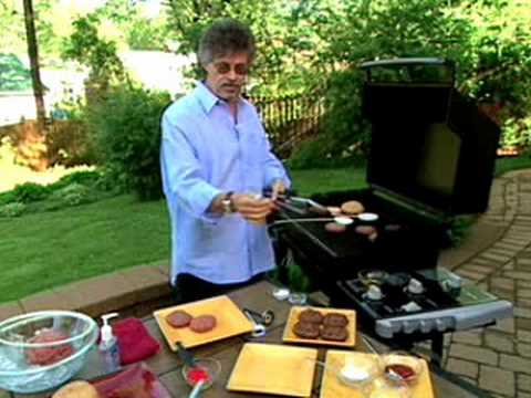 Steven Raichlen's Great American Hamburger Recipe - Preparation