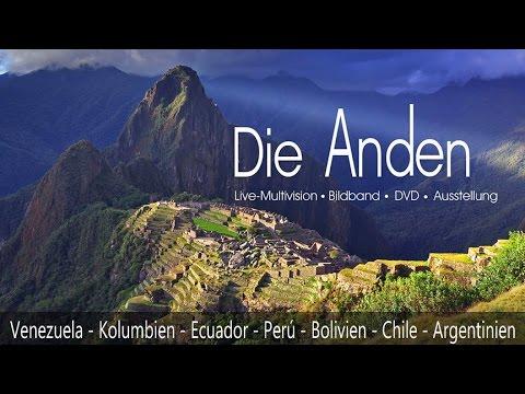 """Trailer zur Live-Multivision """"Die Anden"""""""