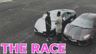 LAMBORGHINI RACE WITH MY BRO REMATCH