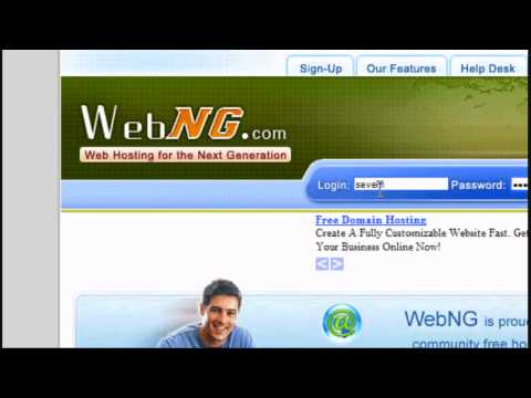 0 HTML Tutorial 6   Putting Your Website Online   Website Design Tutorial
