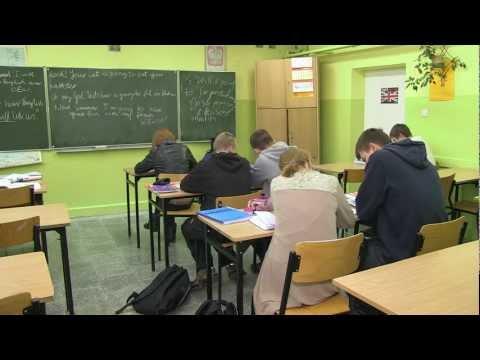 Gimnazjum Nr 8 Im. Grażyny Chrostowskiej W Lublinie - Film Promocyjny 2013