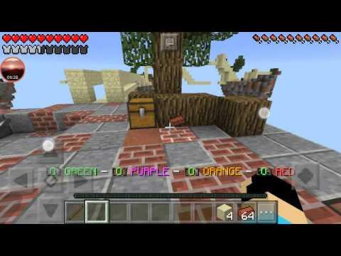 BedWars - Minecraft PE ITA