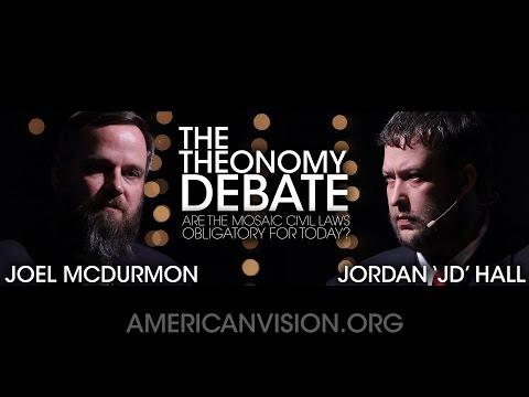 The Theonomy Debate | Joel McDurmon vs. Jordan Hall