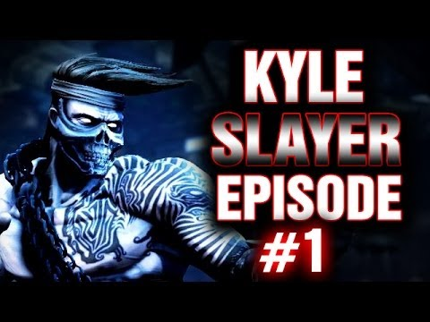 KYLE SLAYER: Episode #1 - Killer Instinct (MAX Difficulty)