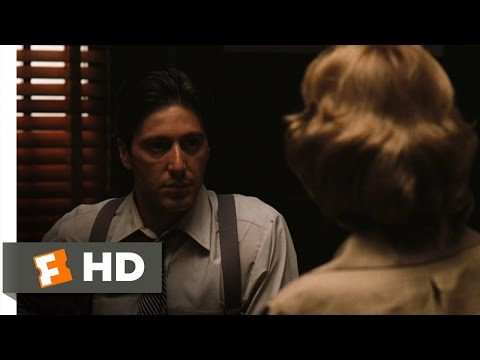 The New Godfather - The Godfather (9/9) Movie CLIP (1972) HD