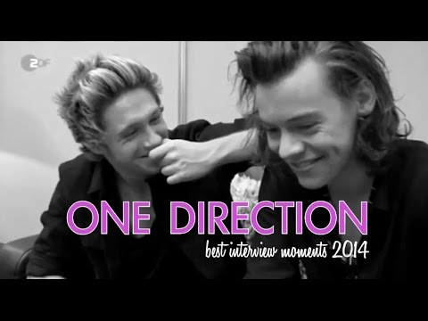 One direction funny interview moments 2014