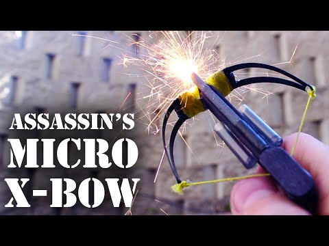 Assassin's Micro Crossbow video