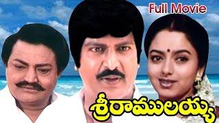 Gaganam - Sri Ramulayya Full Length Telugu Movie || DVD Rip..