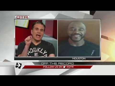 OTR Web Exclusive: UFC Light Heavyweight Rashad Evans