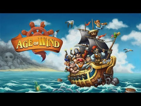 Age of wind 3 Android HD GamePlay Trailer