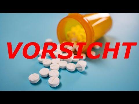 Medikamente die Gefährlich werden können