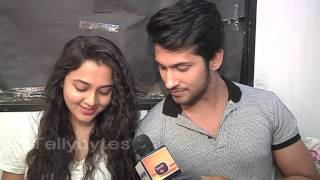 Ragini and Laksh aka Tejaswi and Namish receive fan gifts FINAL PART