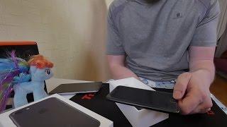 iPhone 7 из коробочки. Разочарование и атписка?