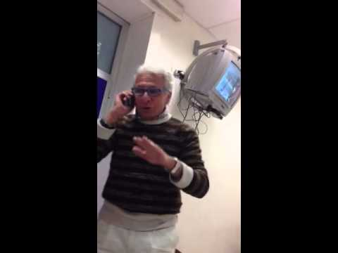 Risate all'ospedale a fetere Catania