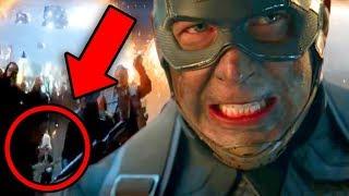 Avengers Endgame Final Battle Easter Eggs! PART 2 Breakdown & Analysis!
