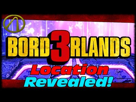 New Borderlands 3 Easter Egg Reveals New Planet Location!!! Borderlands 3 Easter Egg!