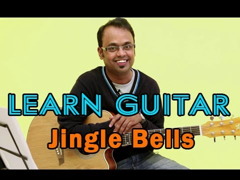 Jingle bells - Christmas Carol - Learn How To Play Jingle Bells...
