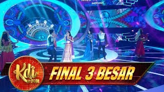 Download Lagu Zona Super Group Musbrother Ft  Wika Salim & Rischa - Final 3 Besar KDI (25/9) Gratis STAFABAND