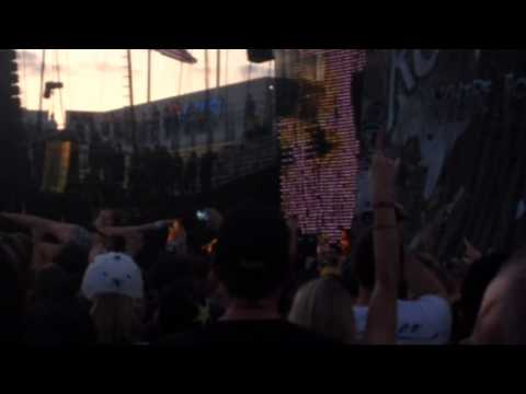 Alice in Chains Would?/ Man in the Box Live @ Rock on the Range 2013