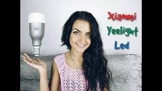 Супер лампочка - Xiaomi Smart LED Light RGB (Yeelight Xiaomi)