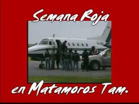 Trasladan reos al CEFERESO de Matamoros