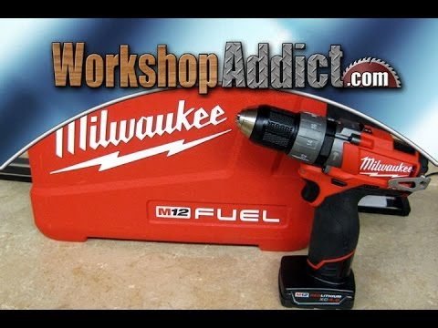 Milwaukee Brushless M12 Fuel 1/2