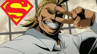 Anime Understands Superman Better than DC and Warner Bros