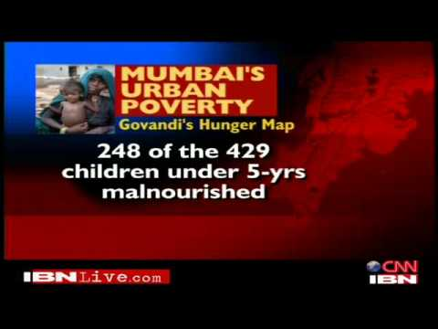 17 children die of malnutrition in Bombay slum