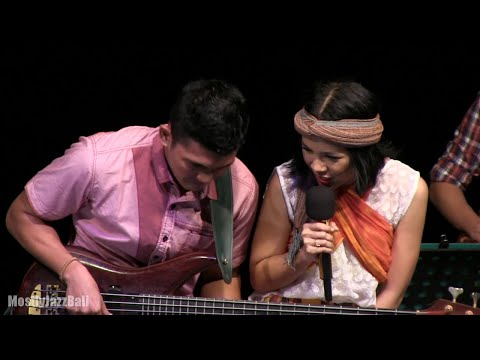Indra Lesmana Group ft. Andien - Pulang @ Mostly Jazz in Bali 26/07/15 [HD]