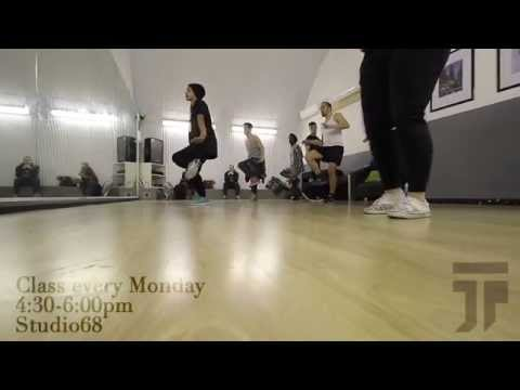Catch class with.. | Shannelle 'Tali' Fergus