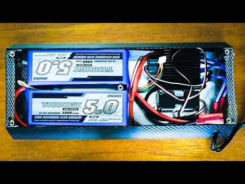 DIY Electric Longboard - part 2