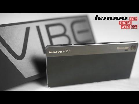 Lenovo Vibe Shot - Unboxing & Hands On