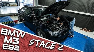BMW M3 E92 | Stage 2 | SimonMotorSport | #372