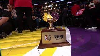 2018 NBA Skills Challenge Highlights | NBA All-Star Weekend