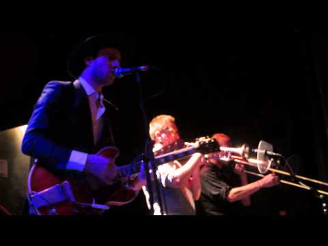 The Veils - Train With No Name - Live @ Bowery Ballroom