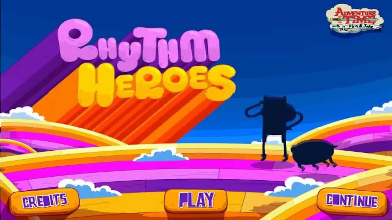 Adventure Time: Heróis Rhythm