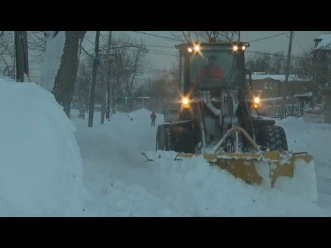 Northeast braces for more snow