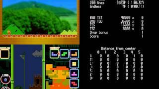 TAS Tetris DS Marathon Endless 99999999 in 45:45