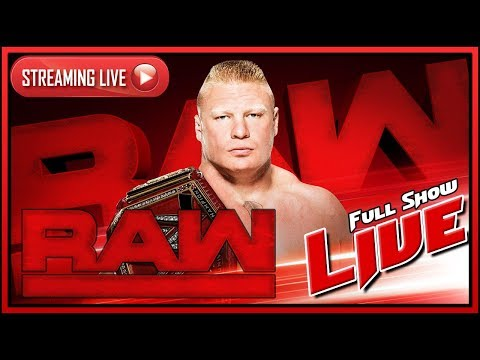Play WWE RAW Live Stream Full Show October 23rd 2017 Live Reactions in Mp3, Mp4 and 3GP