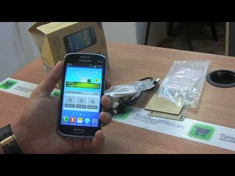 Samsung Galaxy Core I8260 / i8262 Review HD ( in ROmana ) - www.TelefonulTau.eu -