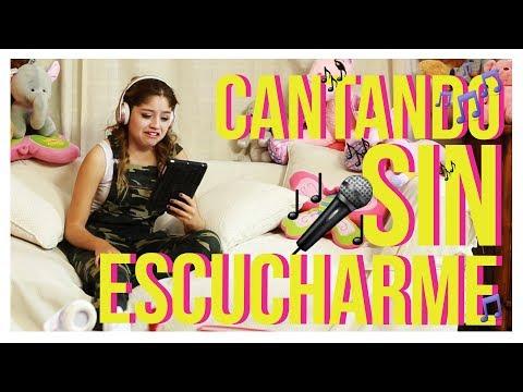 Karol Sevilla I Cantando sin Escucharme I #CantandoSinEscucharme
