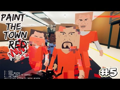 САМАЯ ОПАСНАЯ ТЮРЬМА (Paint the Town Red) 5 серия