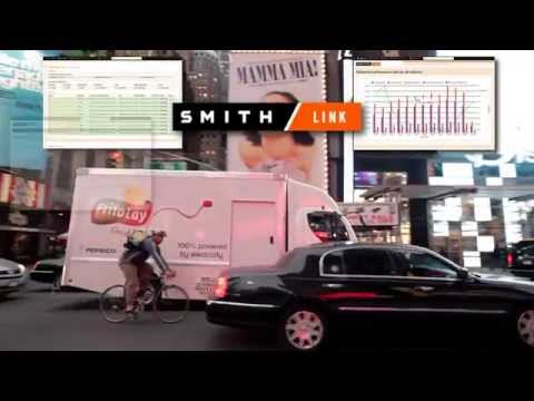 SmithLink, advanced telemetry from Smith Electric Vehicles