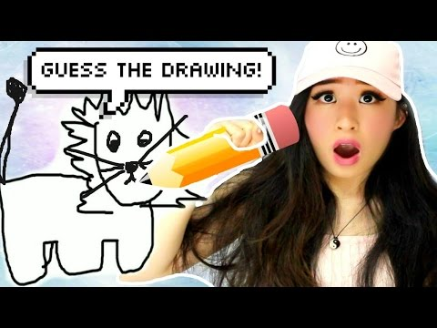 THIS GAME CAN GUESS WHAT YOU'RE DRAWING!! | Quick, Draw!
