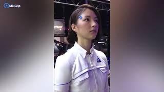 Thiên thần Robot Nhật Bản giống người nhất từ trước tới nay