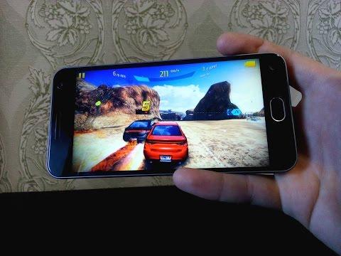 ИГРЫ НА Meizu M2 (mini) gaming test (mtk6735)