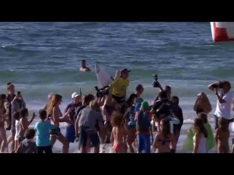 Highlights Day 4 - 2014 Swatch Girls Pro France