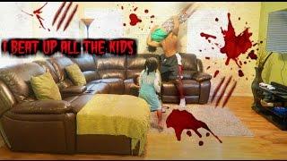 I Beat Up All The Kids PRANK (100,000 DISLIKES PLEASE)
