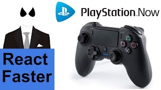 New PS5 controller will reduce PlayStation Now latency