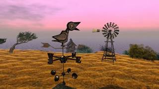 Author's Point in Second Life